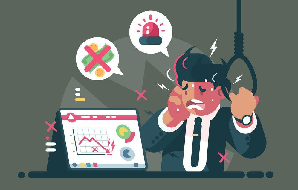 """""""Panic sell"""" là sai lầm lớn nhất của các nhà đầu tư tiền mã hóa, tiếp theo là """"All-in"""""""