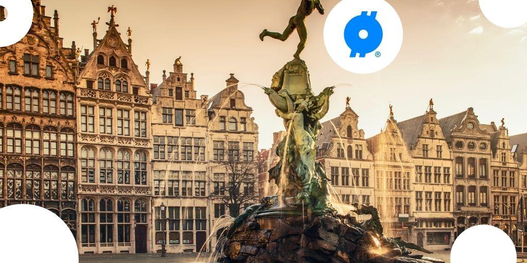 Ga je naar Antwerpen of Brussel? Betaal parkeren met Bitcoin, Ethereum en Dogecoin