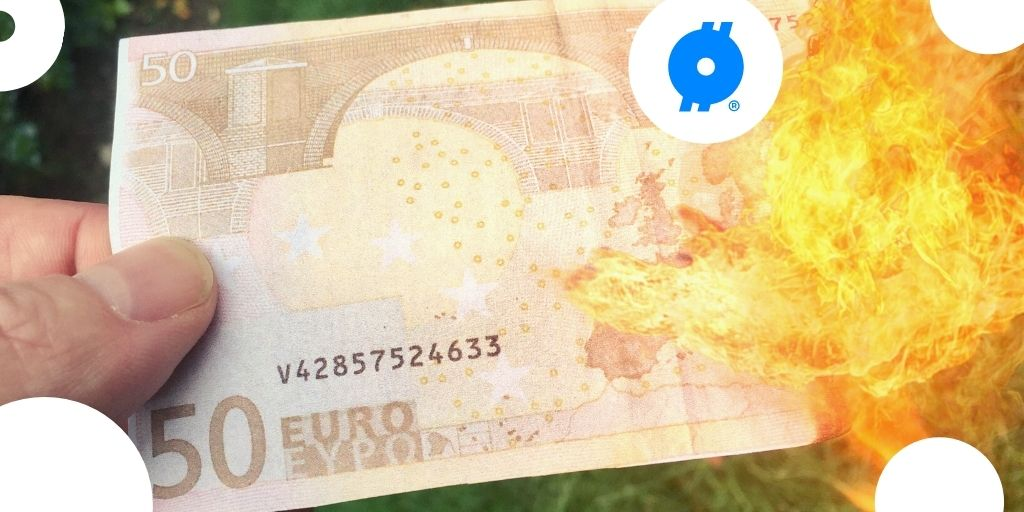 Uniek: Ethereum had allereerste deflatoire dag en werd even schaarser