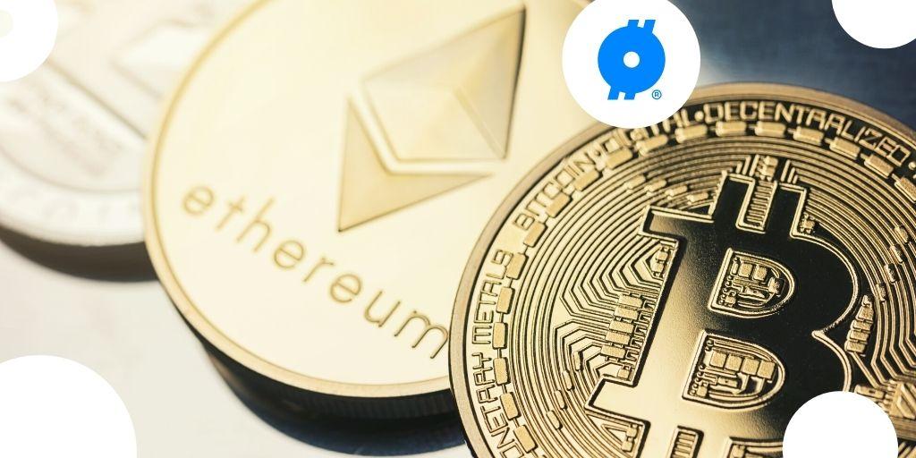 Ethereum kan met factor 10 stijgen, bitcoin kan nog keer 3 gaan, zegt bank