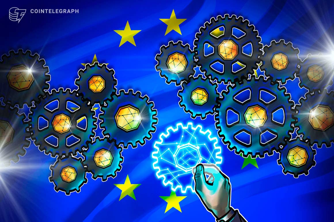 L'Unione Europea investirà 150 miliardi di euro in blockchain e altre nuove tecnologie