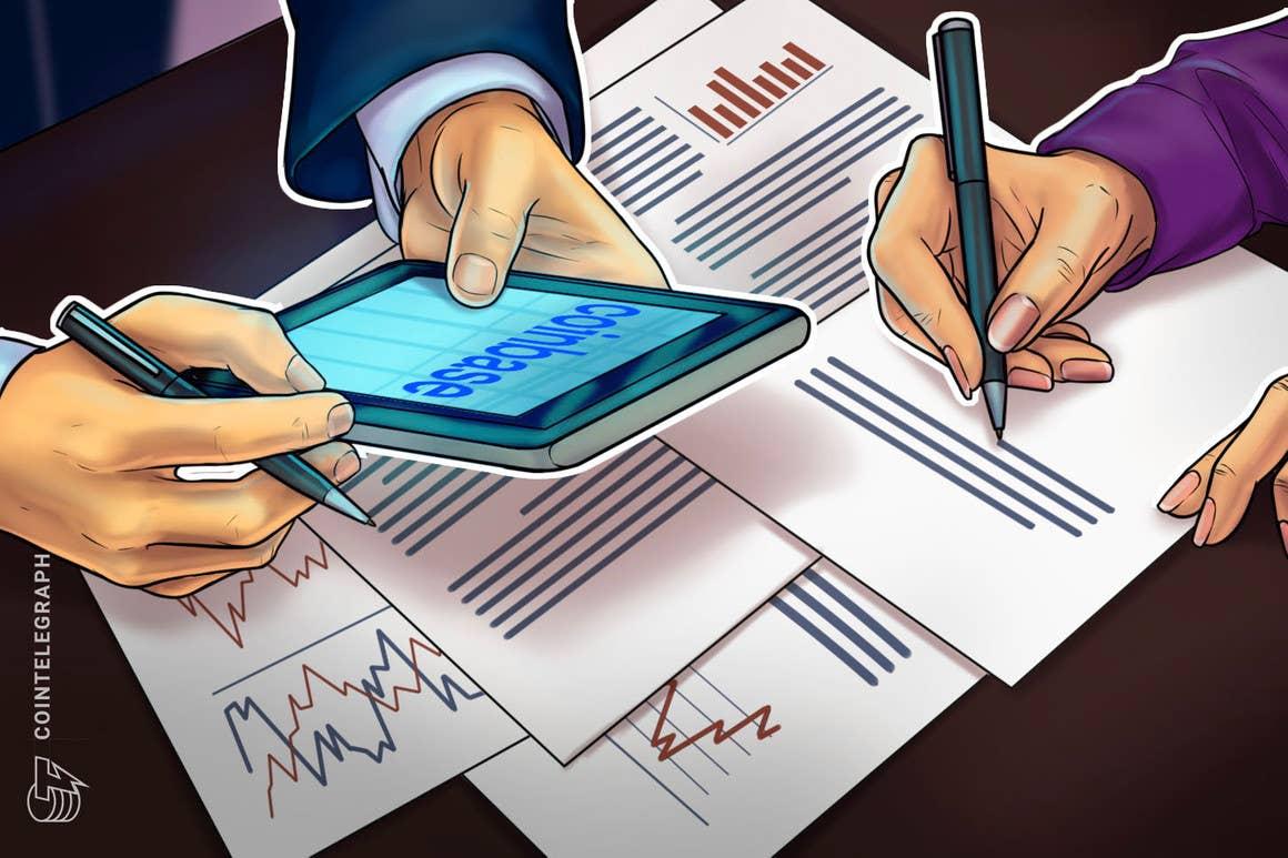 Coinbase fa richiesta per proporre il trade di crypto futures