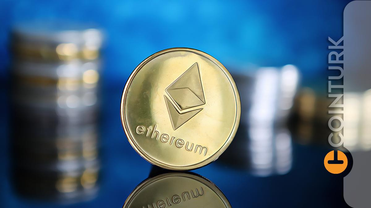 Büyük Oyuncular Sahnede: 1 Milyar Dolar Değerinde Ethereum (ETH) Transfer Edildi!