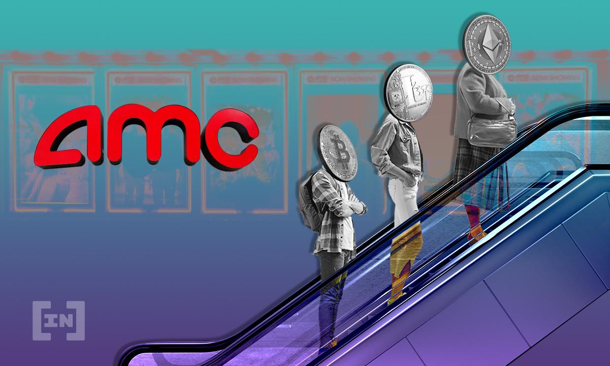 Rede de cinemas vai aceitar ETH, LTC e BCH
