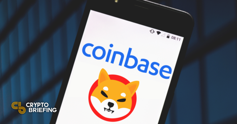 Shiba Inu Token Is Up 25% Following Coinbase Listing