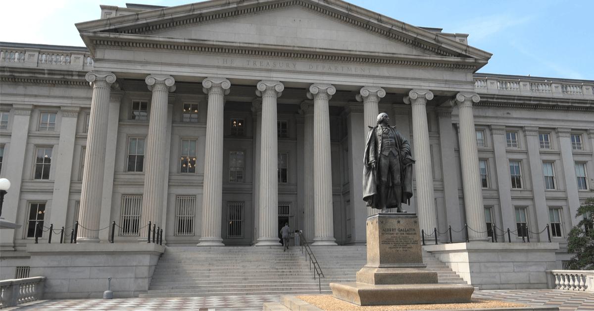 米財務省、ステーブルコインのリスク報告書を公開予定=報道