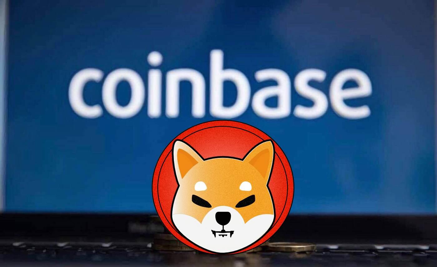 Coinbase效應發揮!柴犬幣正式上線Coinbase.com,SHIB半天衝漲42%