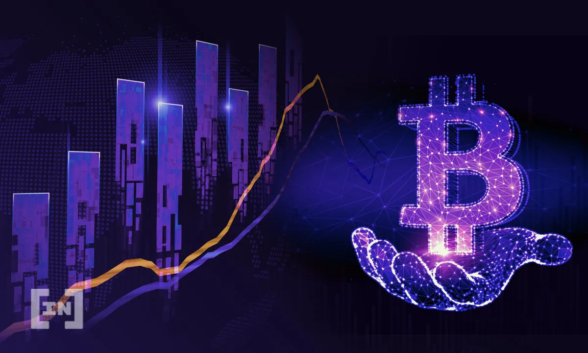 Bitcoin (BTC) rompe por encima de la línea de resistencia descendente