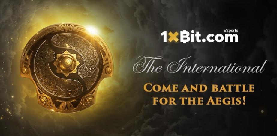 The International DOTA 2: Win Fantastic Prizes in the 1xBit's New Esports Tournament