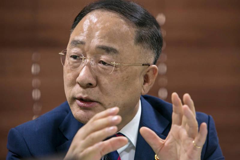 韓國副總理 :「加密貨幣新税法 2022 年上路」,20%資本利得稅逼近!