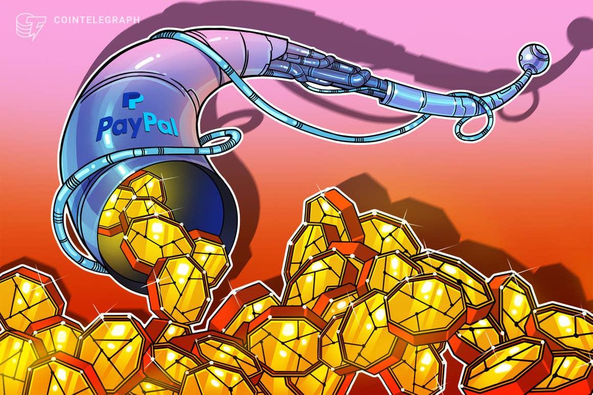 PayPal completa il lancio del trading di crypto per i clienti nel Regno Unito