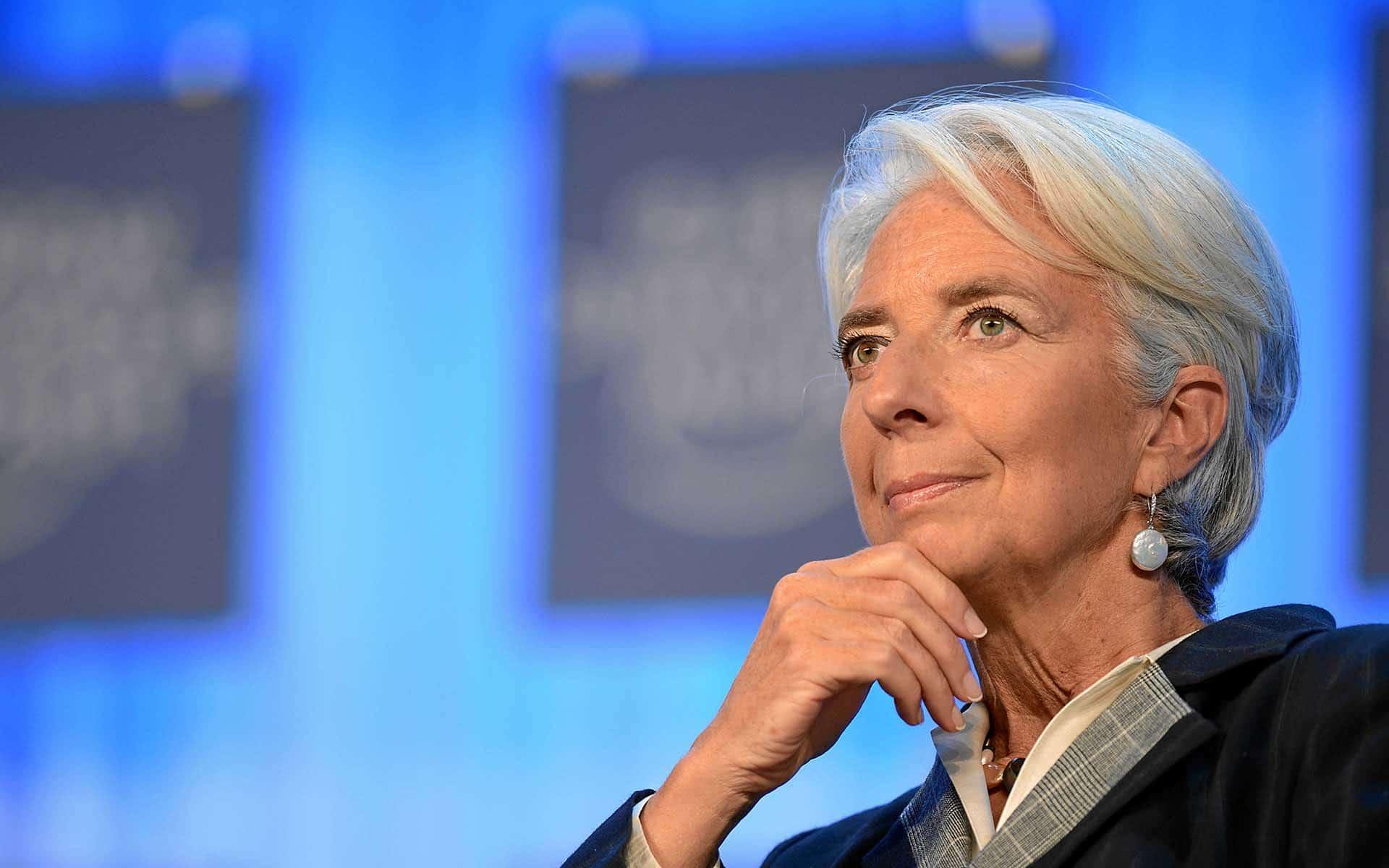 """""""Criptomoedas não são moedas. Ponto final"""", diz Presidente do Banco Central Europeu"""