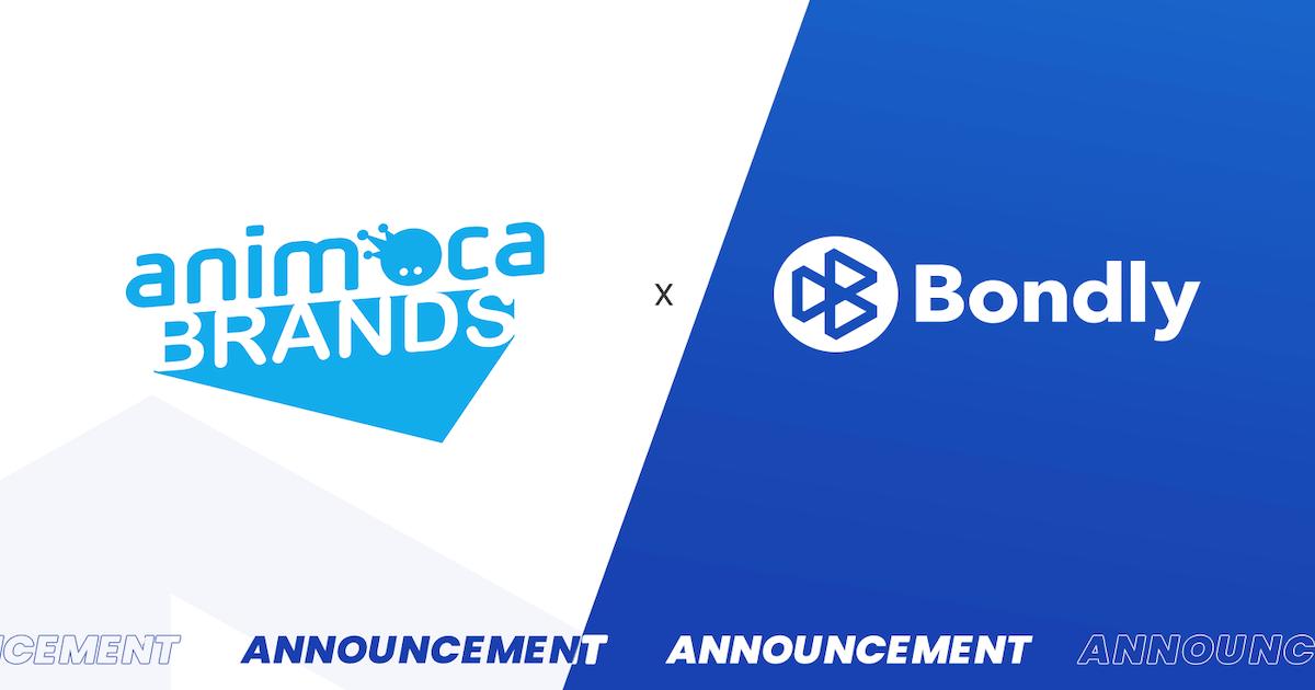 Animoca Brands、NFTプラットフォームBondlyの筆頭株主へ