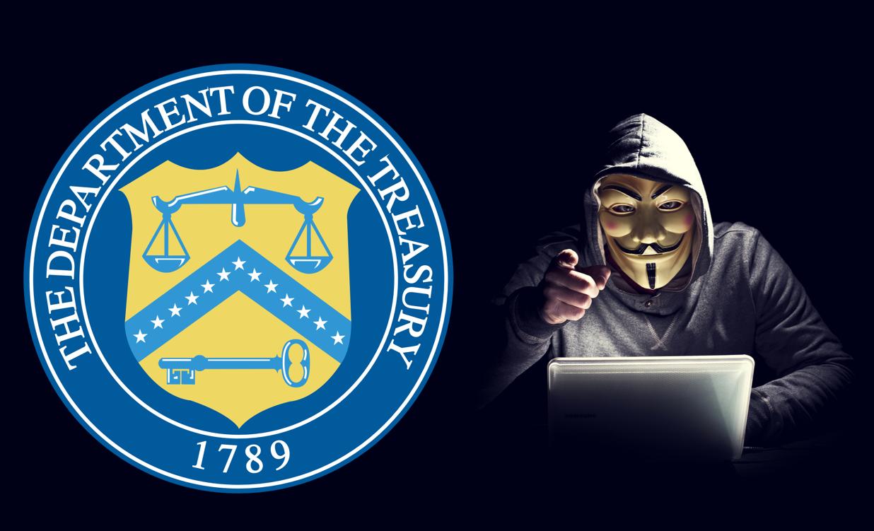 WSJ : 美財政部將端「反勒索軟體」新制裁,或涉及加密貨幣交易所裁罰