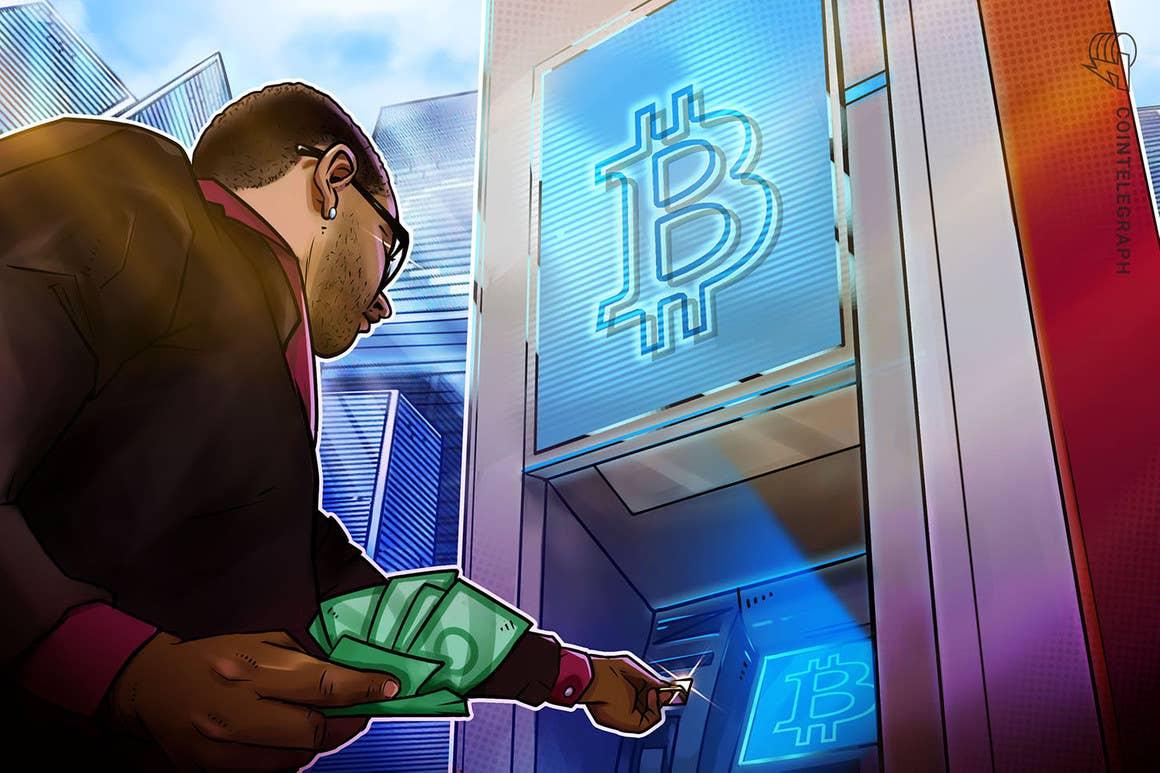 El Salvador è al terzo posto nelle installazioni globali di ATM Bitcoin