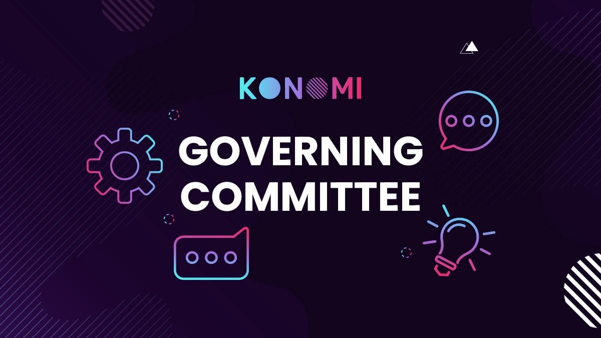 Giới thiệu về Ủy ban quản trị cộng đồng Konomi