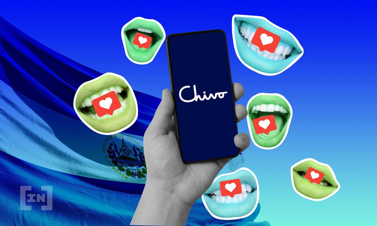 Chivo Wallet registra 1,1 millones de usuarios activos en El Salvador