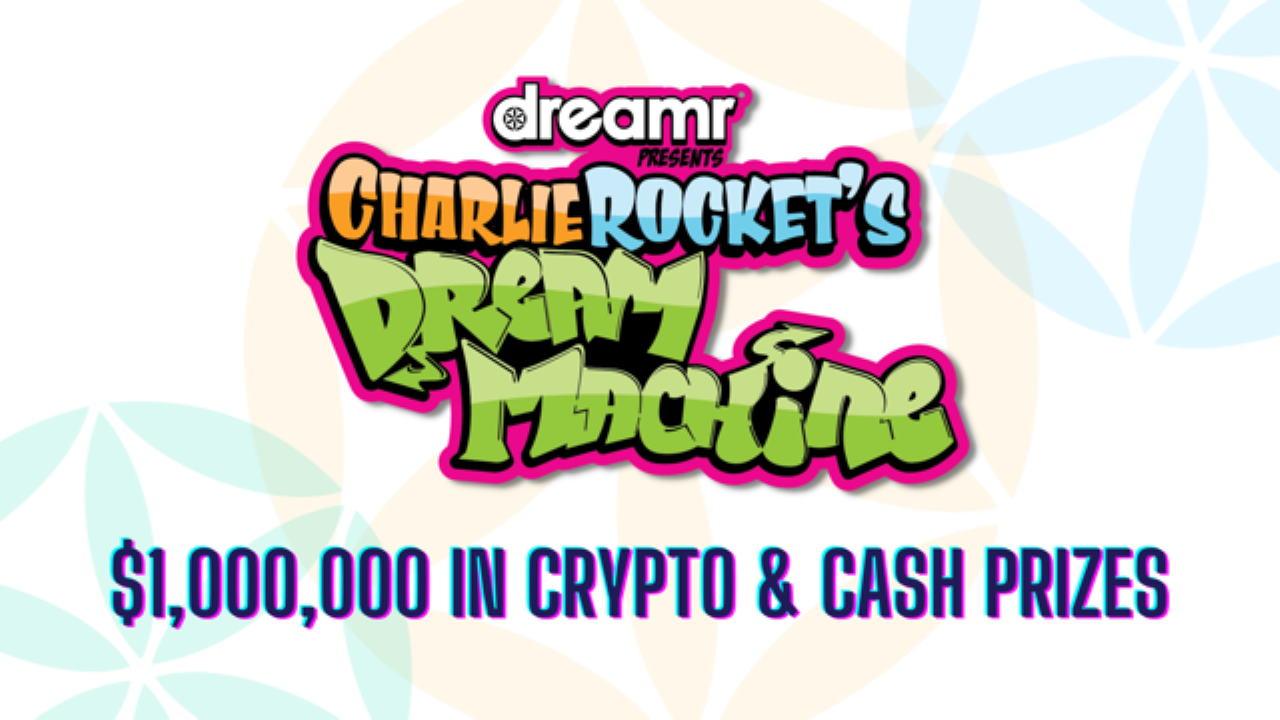 Viral Philanthropic App Dreamr® Announces the Return of Charlie Rocket's Dream Machine Tour