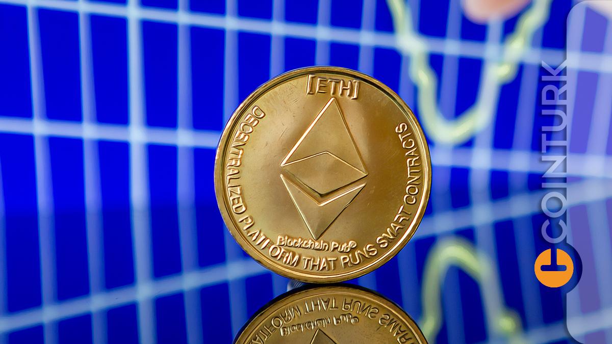 Ethereum (ETH) Ralli Hazırlığında! Popüler Analist Yüzde 190 Artış Bekliyor