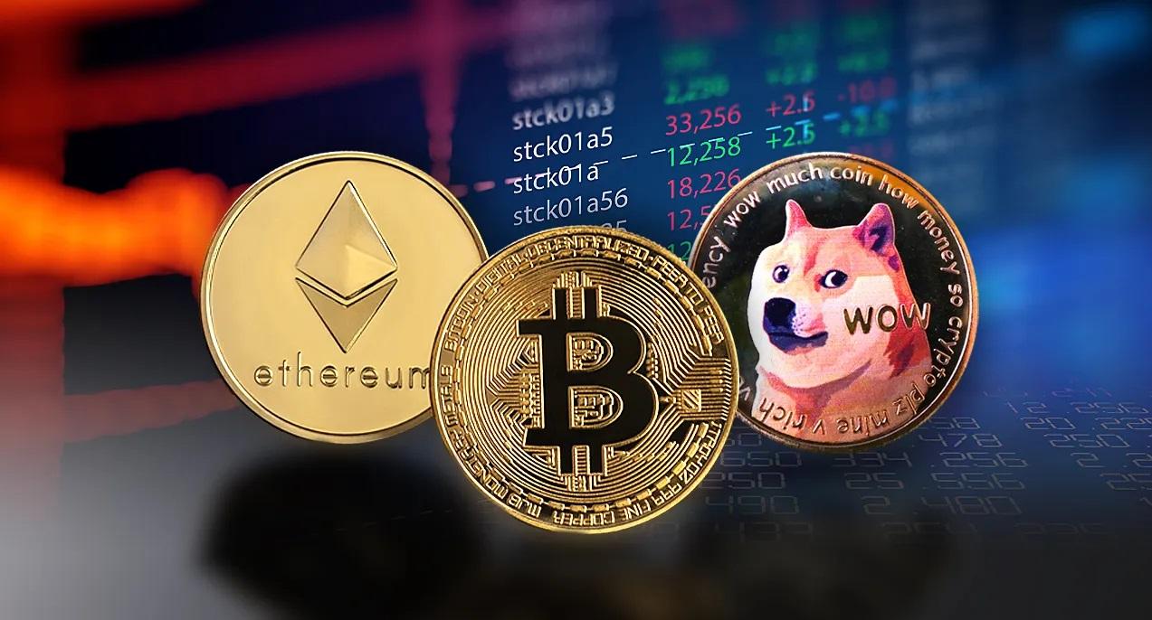 Bitcoin, DOGE ve ETH Düşüşte: Bu 3 Altcoin ise Zıplıyor!