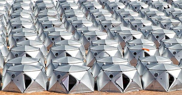 Как создать многомиллионный бизнес с помощью палатки и Burning Man