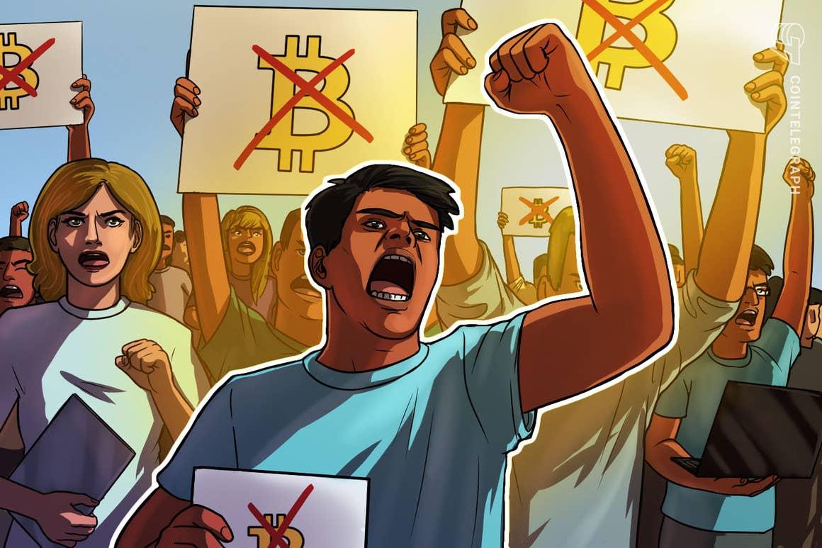 La resistenza anti-Bitcoin a El Salvador: i gruppi di opposizione contro la normativa crypto