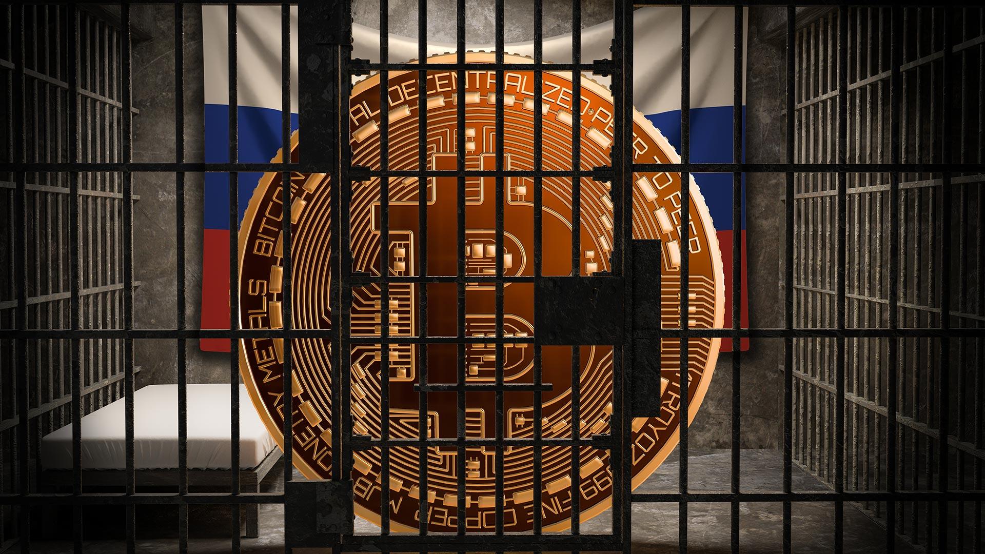 """Rússia diz que vai """"salvar"""" população de comprar criptomoedas"""