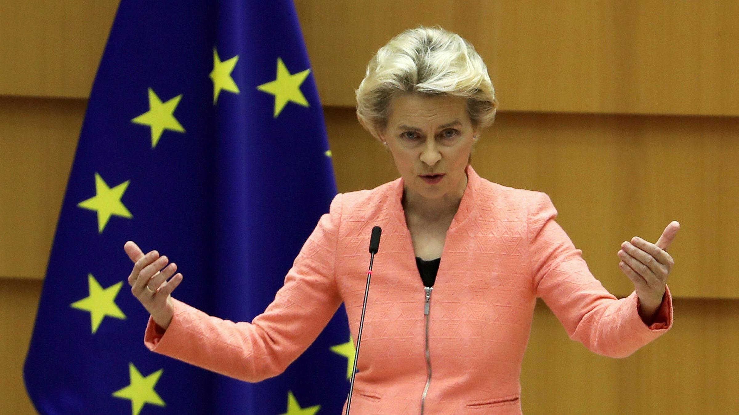 歐盟 | 將瞄準區塊鏈和數位數據技術,投資近 1,000 億美元的資金