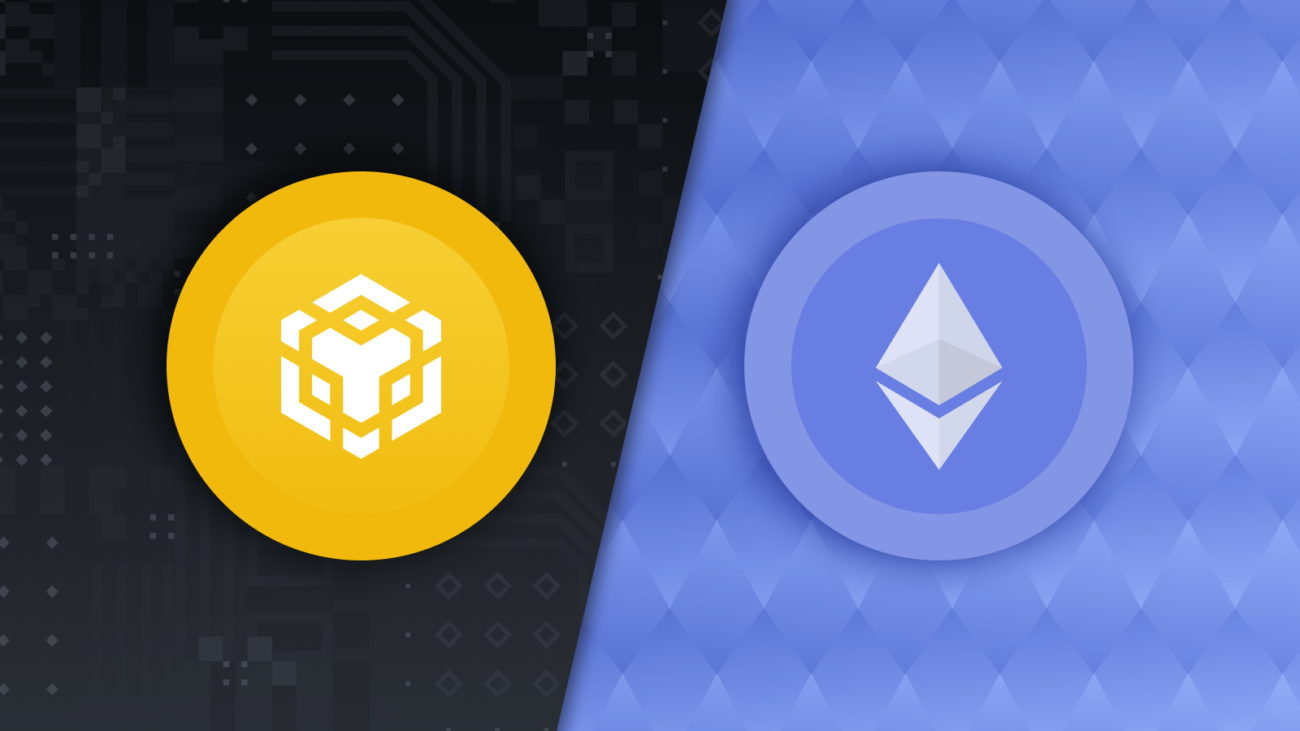A quick reference-guide on how to choose between Ethereum, Binance Smart Chain