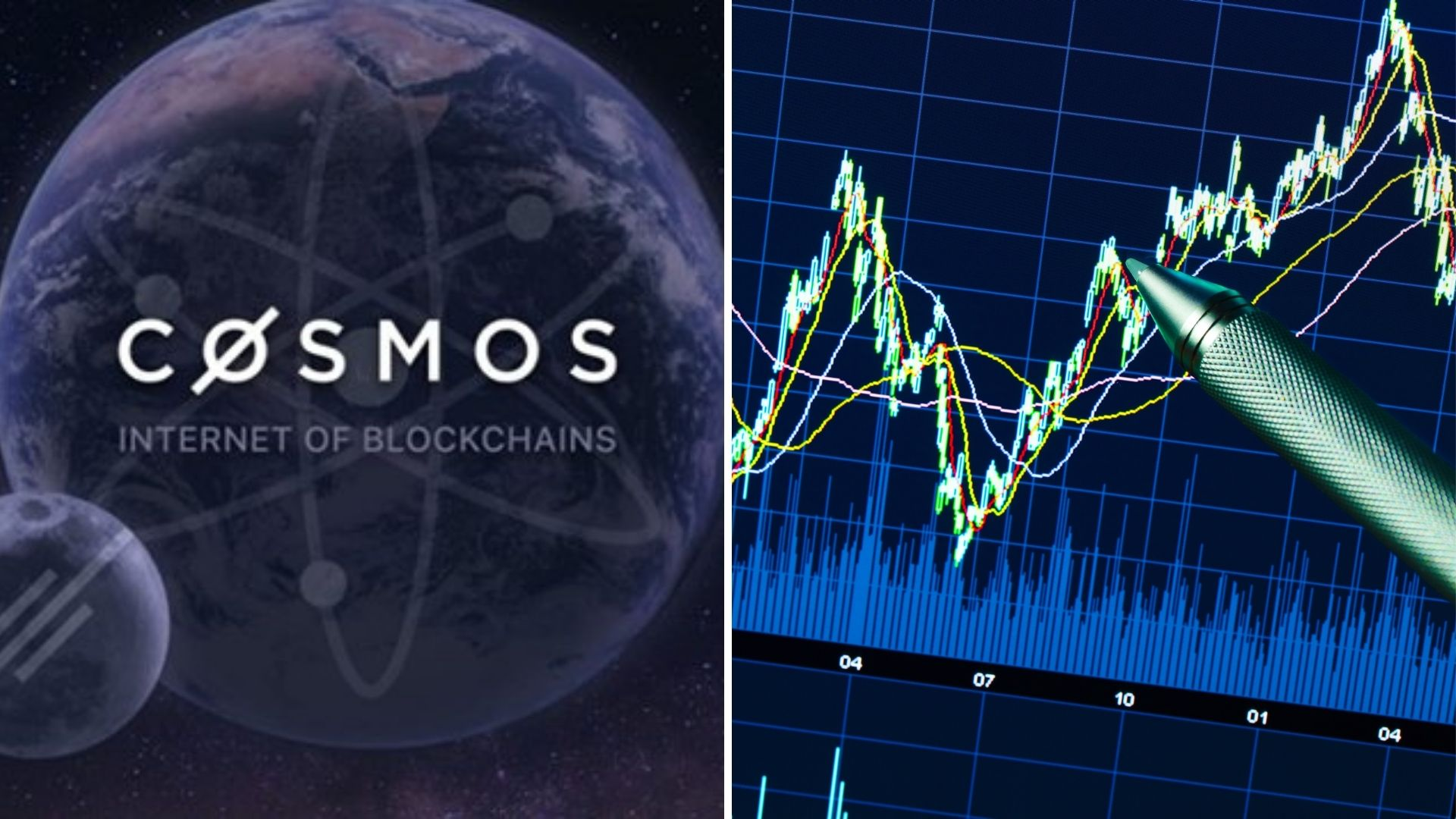 Cosmos price reaches for the stars as market remains firmly on the ground