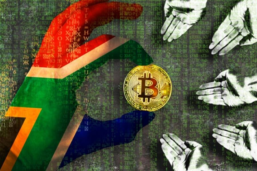 Africa's crypto market grew by 1200 % in the last year.
