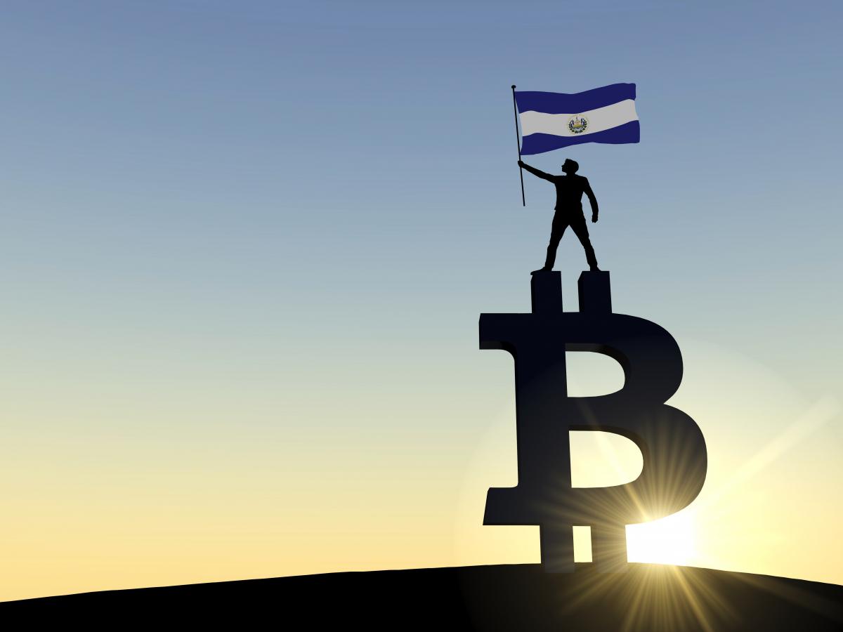 As Bitcoin Slips to $45K, El Salvador Buys the Dip