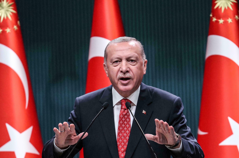 Tổng thống Thổ Nhĩ Kỳ tuyên chiến với Bitcoin, phải chăng đây là lý do BTC dump?