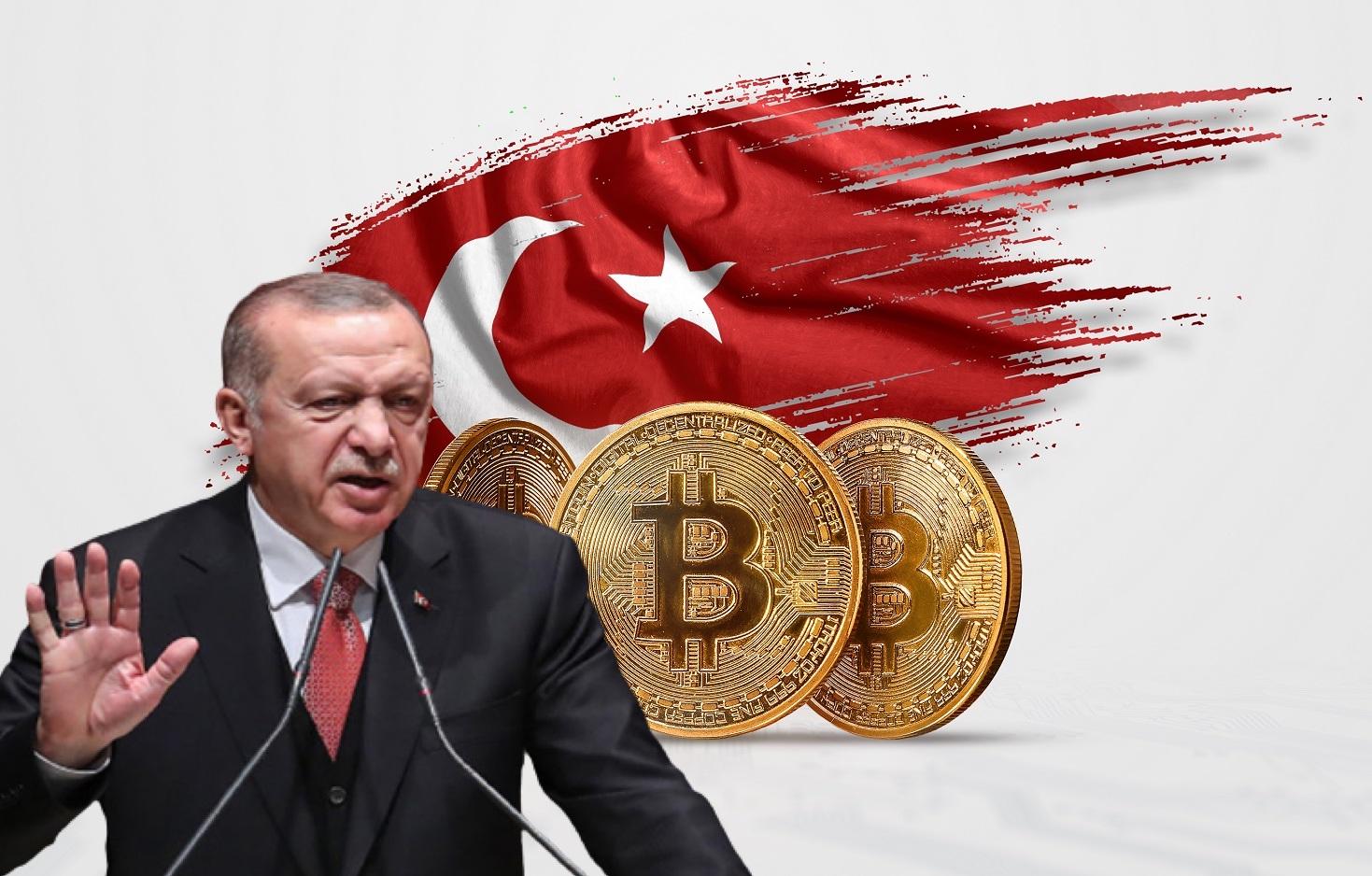 土耳其總統 :「我們正在與加密貨幣交戰!」保衛傳統法幣,央行啟動數位貨幣試點
