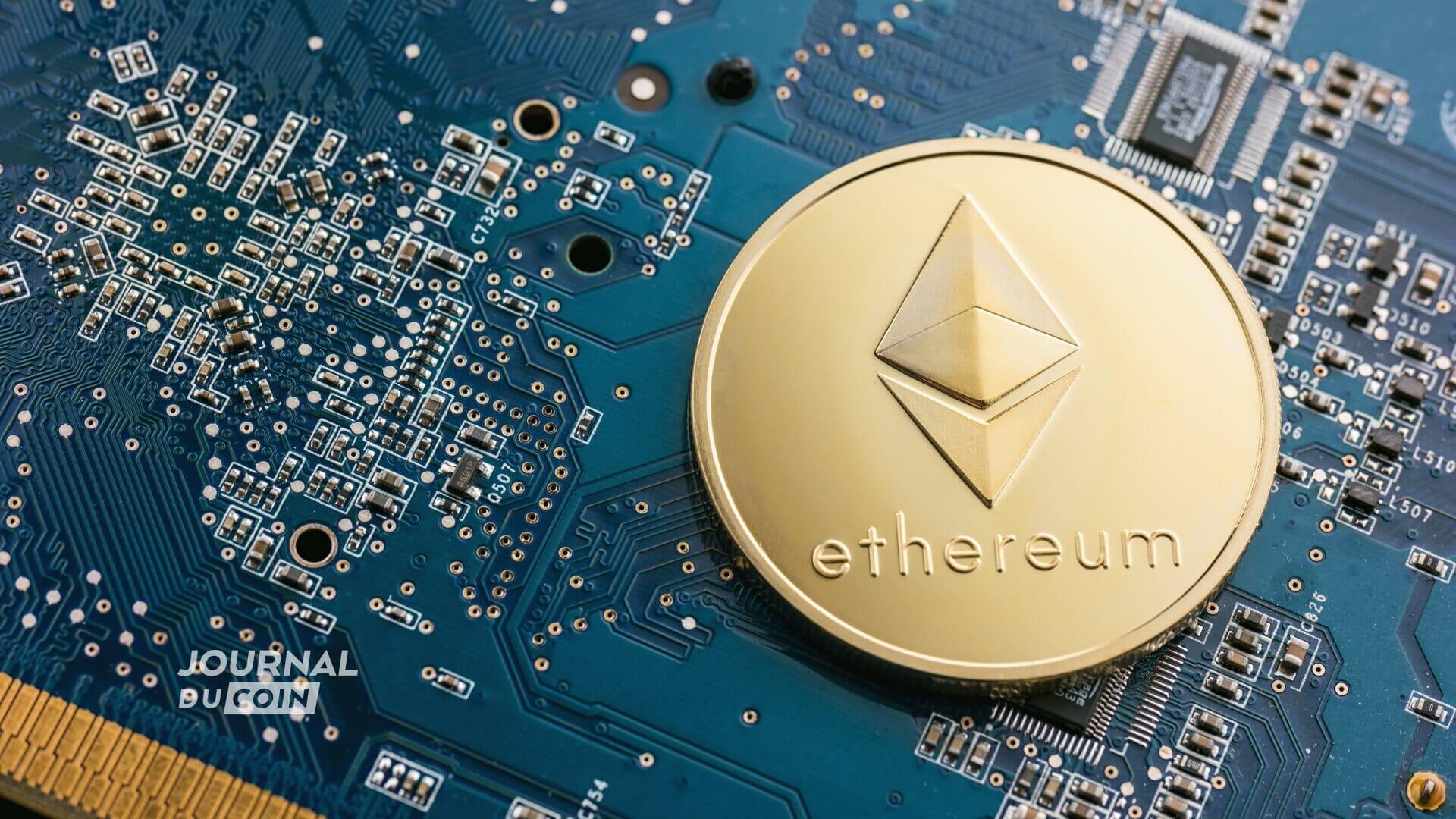 Ark Invest anticipe une énorme progression d'Ethereum (ETH)