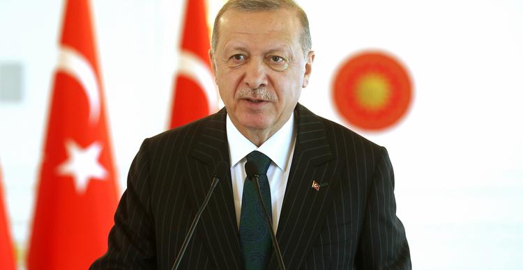 A Turquia está 'em guerra' com a criptomoeda: Presidente turco Erdogan