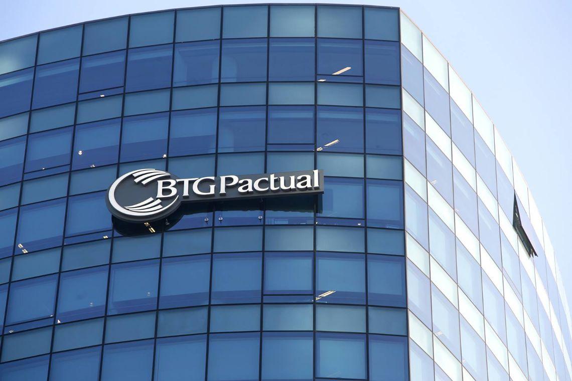 La banca brasiliana BTG Pactual ora vende Bitcoin