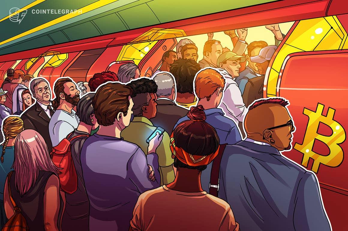 Los traders compran la caída de Bitcoin mientras la implosión de Evergrande sacude las bolsas