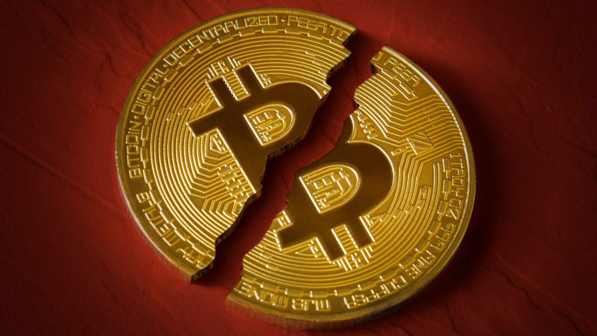 Por que o risco de calote na China derrubou o Bitcoin