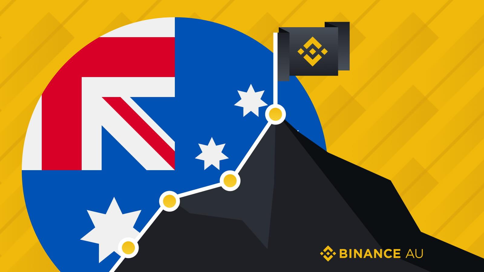 Binance ngừng cung cấp hợp đồng tương lai và một số dịch vụ khác tại thị trường Úc