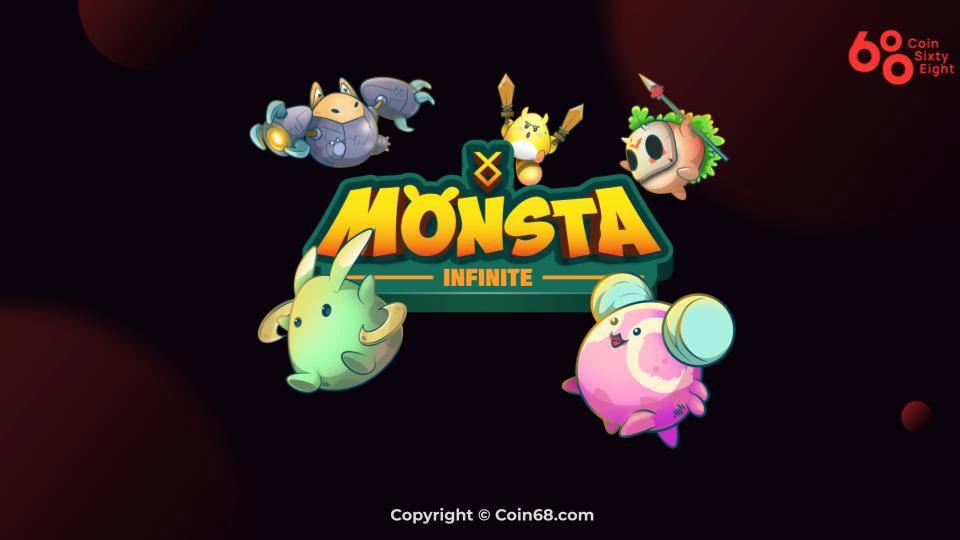 Đánh giá game Monsta Infinite (MONI coin) – Thông tin và update mới nhất về game Monsta Infinite
