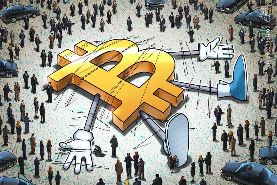 Bitcoin rimbalza a 43.000$ in vista di nuovi commenti sulle crypto dal presidente della SEC