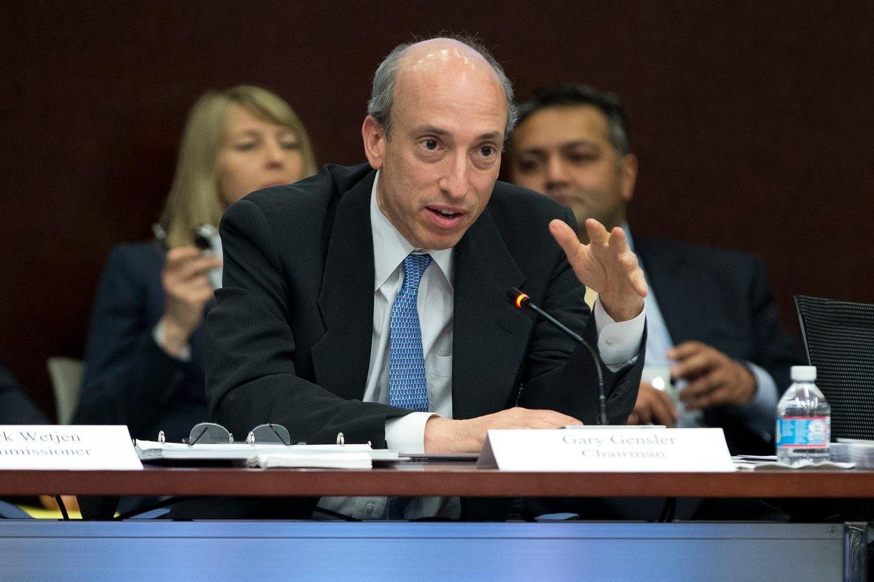 Presidente da SEC diz que criptomoedas só valem algo porque alguém vai querer comprar no futuro