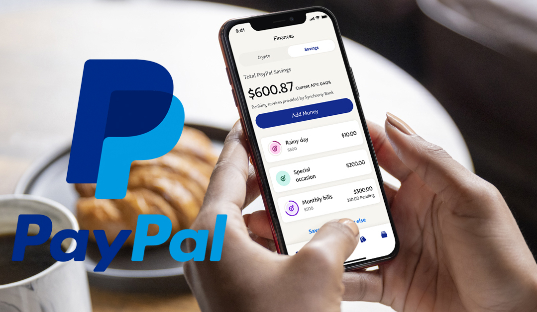 Paypal超級APP錢包問世!整合加密貨幣支付、直接存款與高收益儲蓄功能