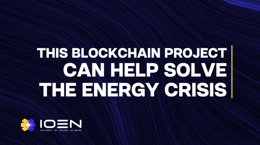 This Blockchain Project Can Help Solve The Energy Crisis