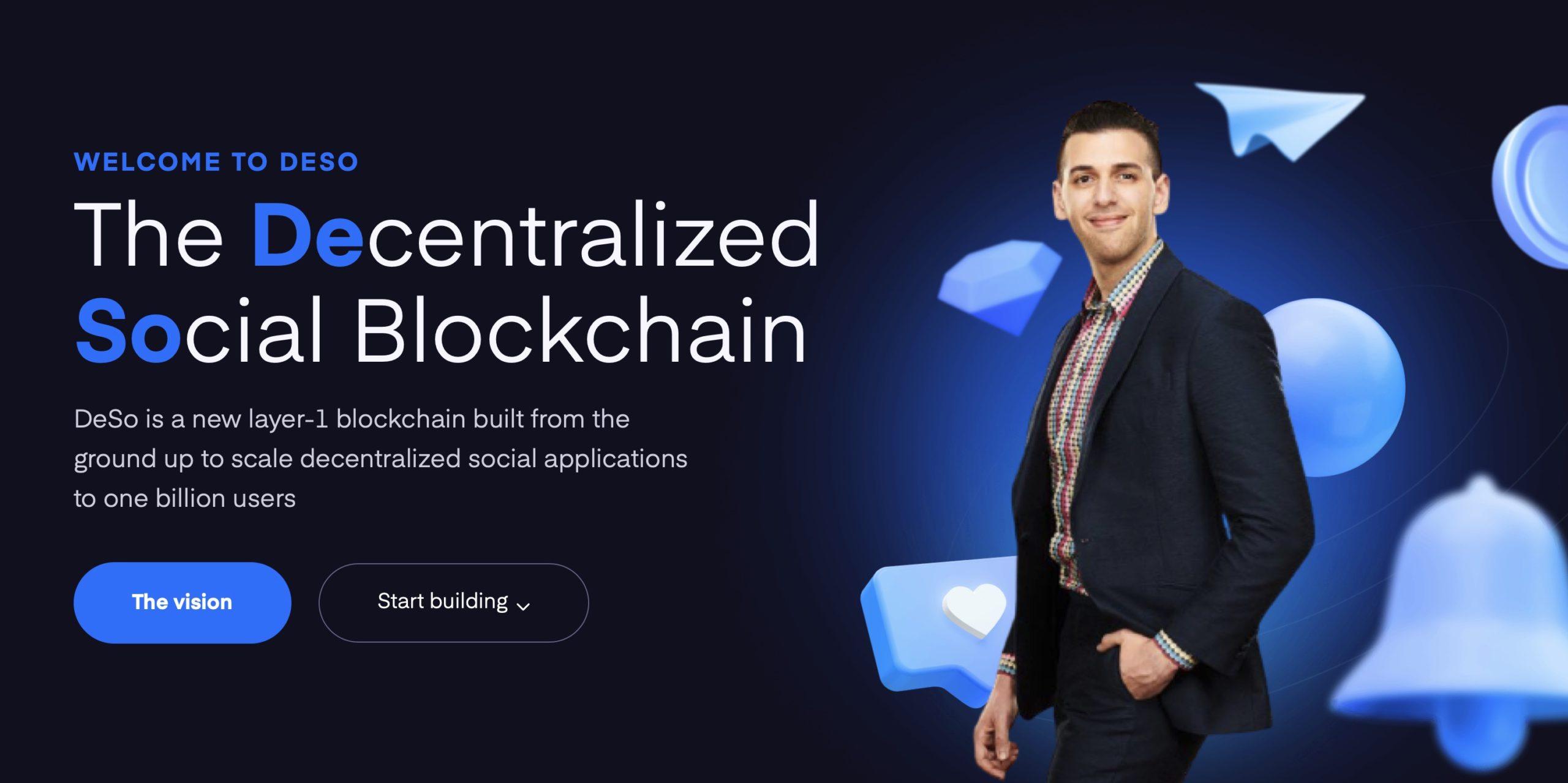BitClout 創辦人推「社群區塊鏈 DeSo」,獲 2 億美元投資、a16z 紅杉參投