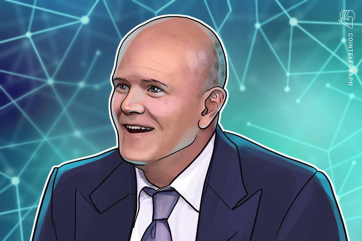 "Mike Novogratz: Bitcoin über 40.000 US-Dollar ""gut in Form"""