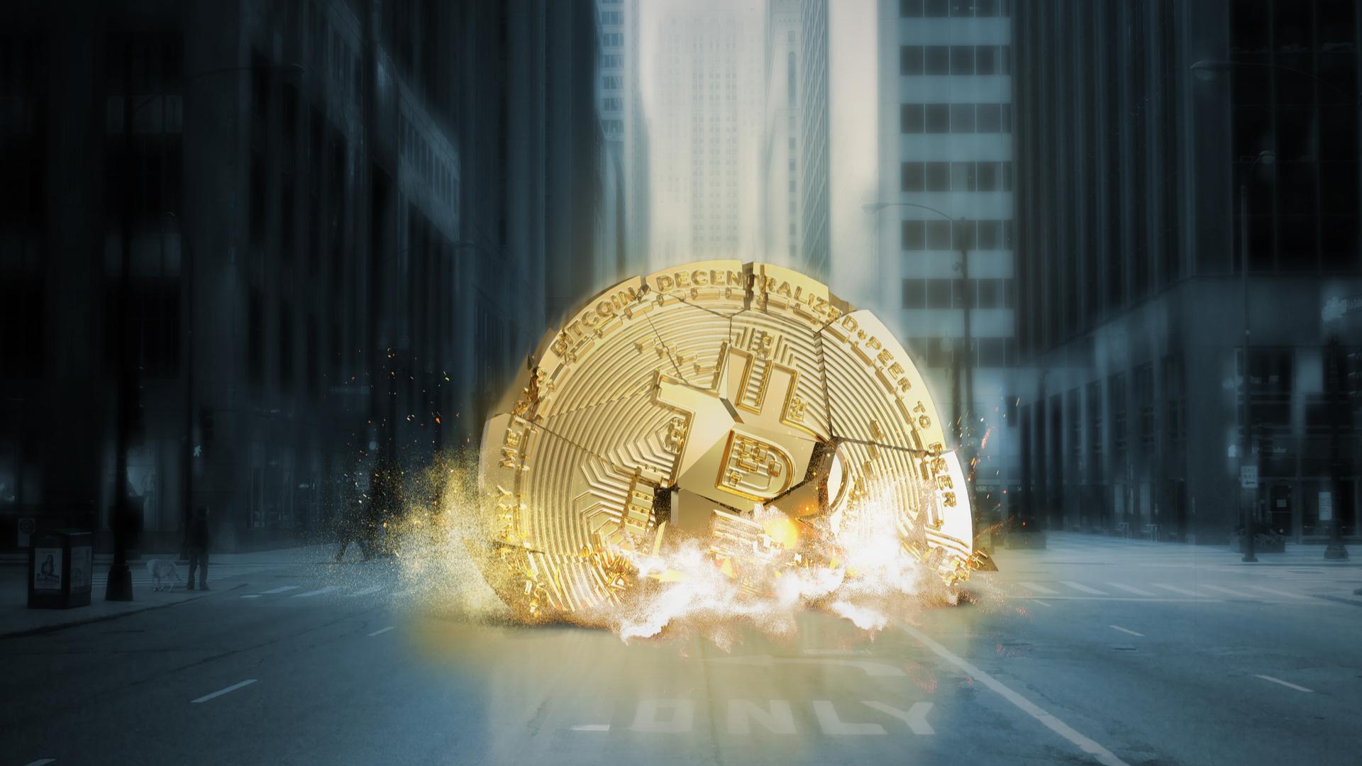 Economista alerta para crise e diz que Bitcoin não é salvação porque não tem controle estatal