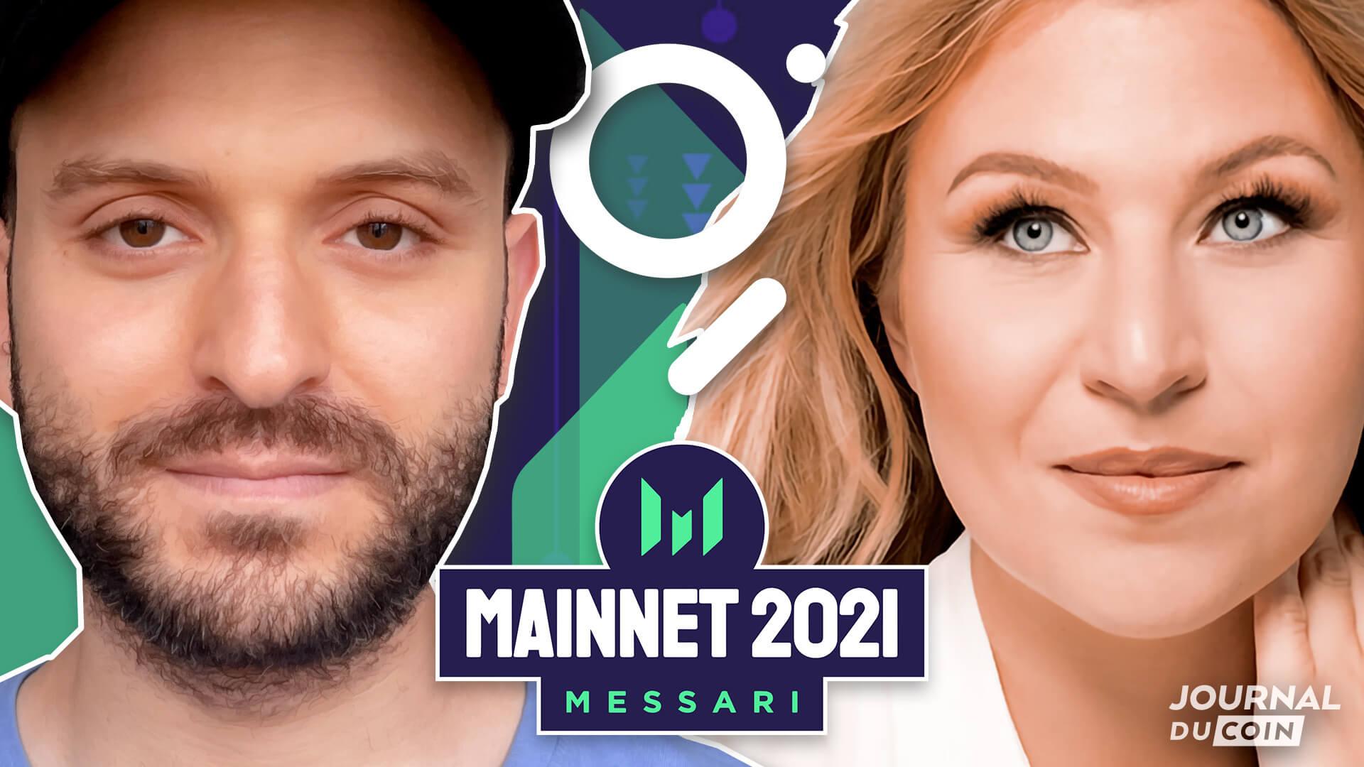The Graph, le Google des blockchains ? Entretien avec Tegan Kline – Mainnet 2021