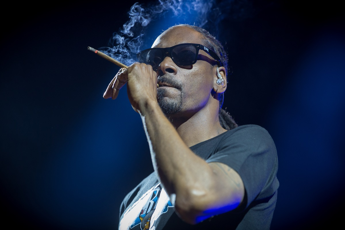 Snoop Dogg revela ser uma baleia de NFTs